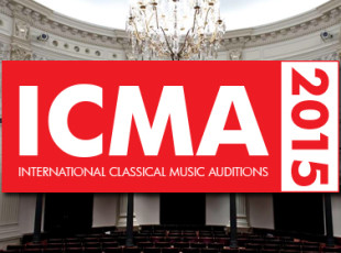 ICMA 2015 at the Amsterdam Concertgebouw is definite