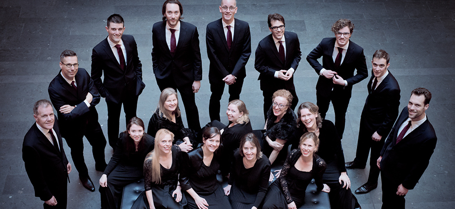 Haarlem Voices: Tussen motet en madrigaal.